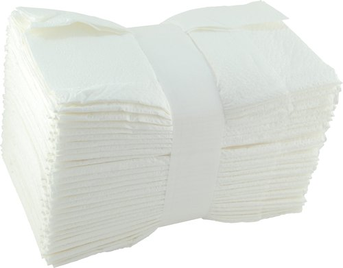 "Drape Sheet 40 x 48"" White 2Ply Tissue Fanfold"