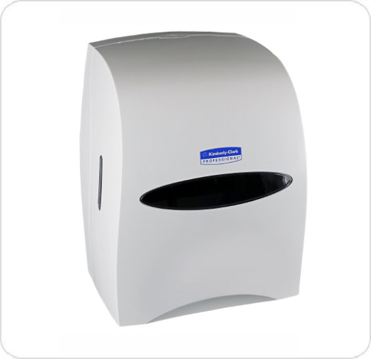 Dispenser Touchless f/Hard Roll Towel 09995
