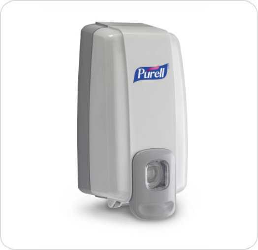 Dispenser Purell NXT Space Saver for Hand Sanitizer