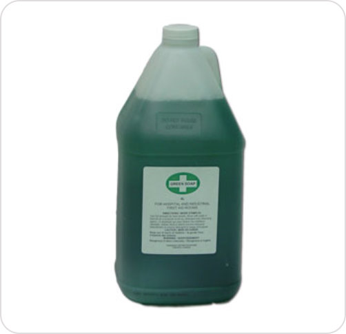 Cleanser Liquid Green 15% 4L