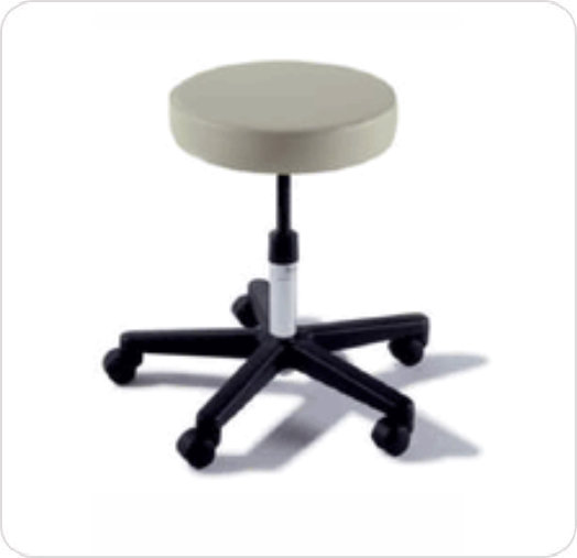 Stool Ritter 270 Manual Adjust w/Glides