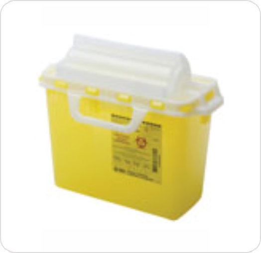 Collector Sharps Horizontal Entry 303050