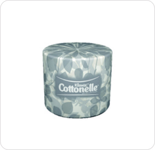 Tissue Bath Cottonelle 2Ply White 451/roll
