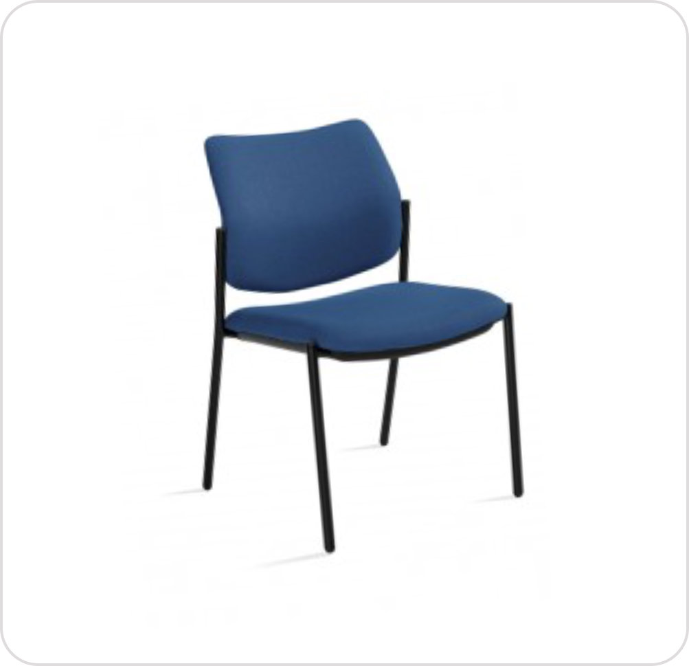Side Chair Global Sidero Grade 4 Vinyl