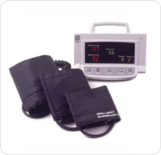 Monitor  BpTRU Automatic Blood Pressurew/Cuffs