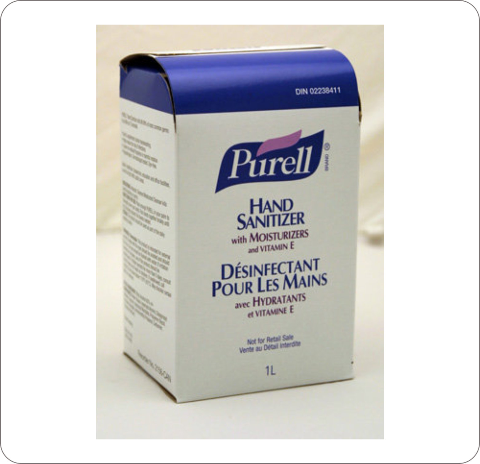 Sanitizer Hand Gel Purell For Nxt Manual Dispenser 1000Ml