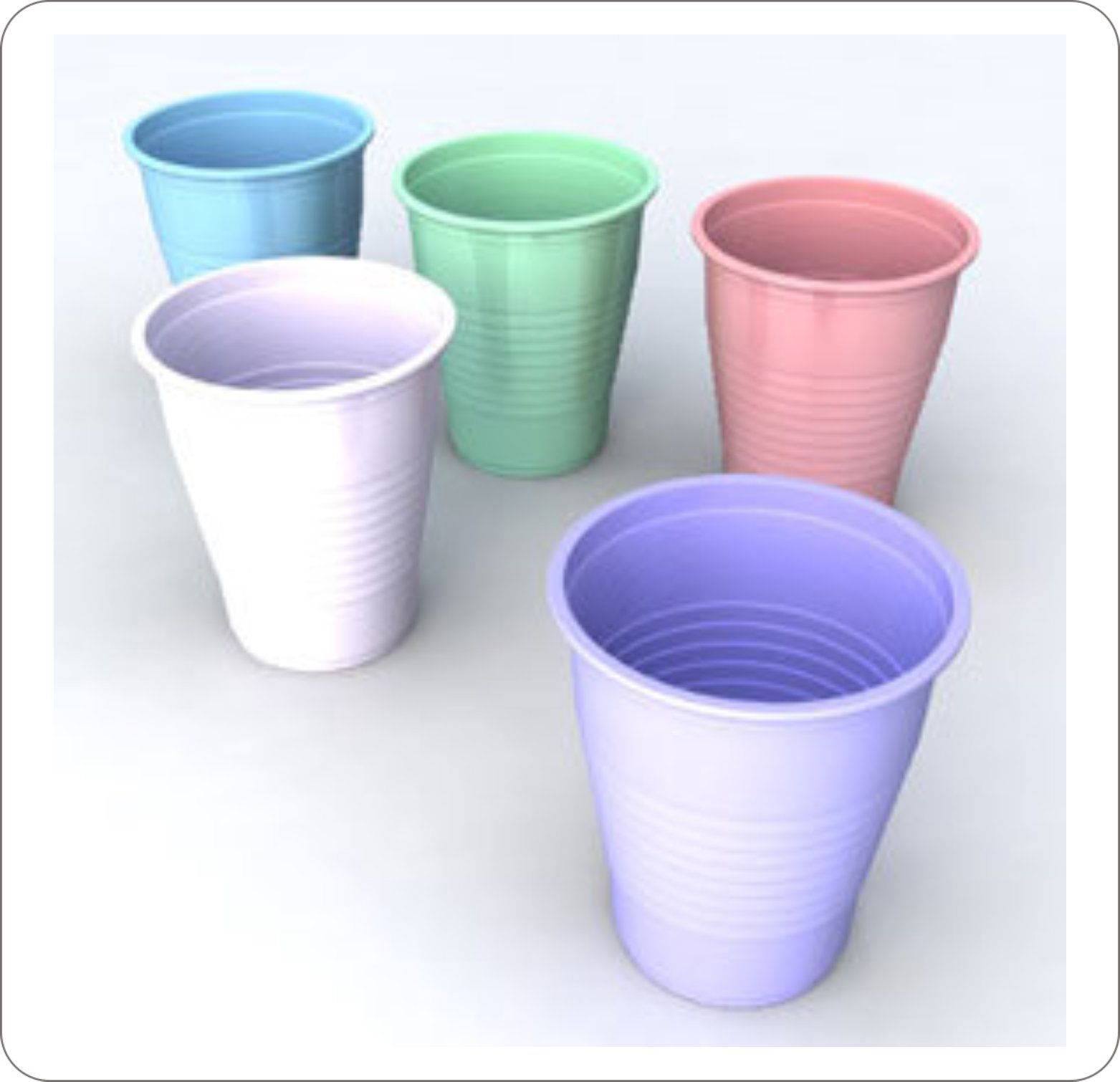 Cup 5 oz Plastic Disposable