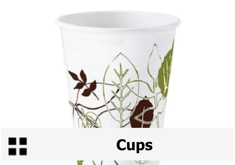 CUP- CUPS