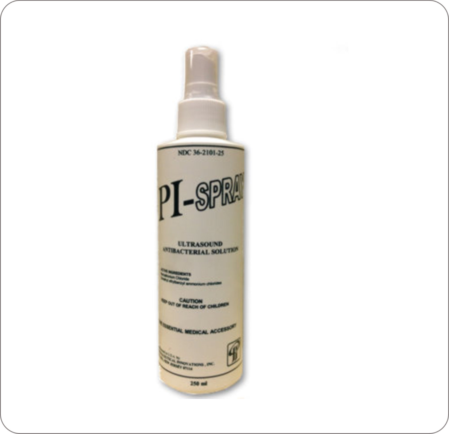 Cleaner PI Spray Ultrasound
