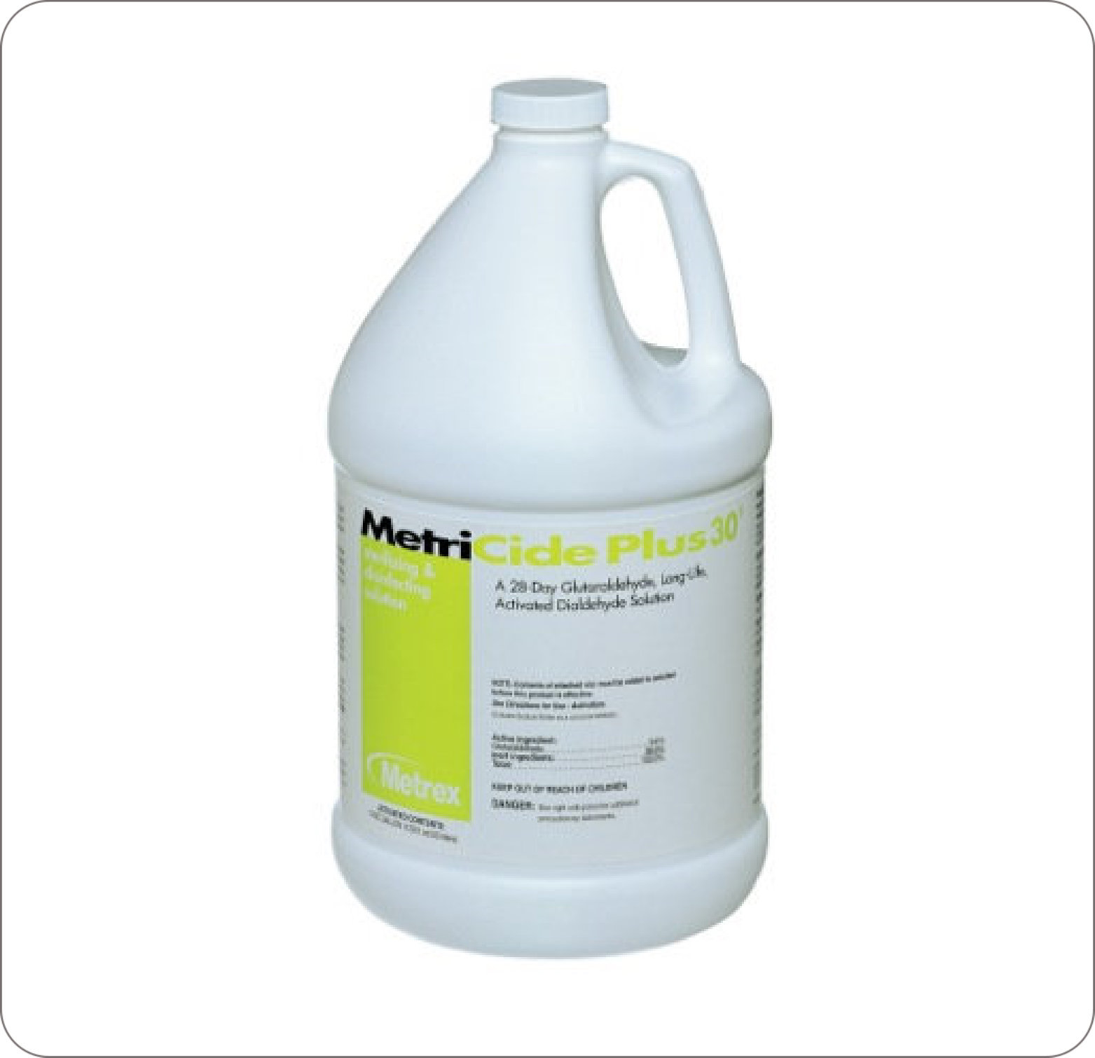 Disinfectant Soaking Metricide Plus 30 Solution