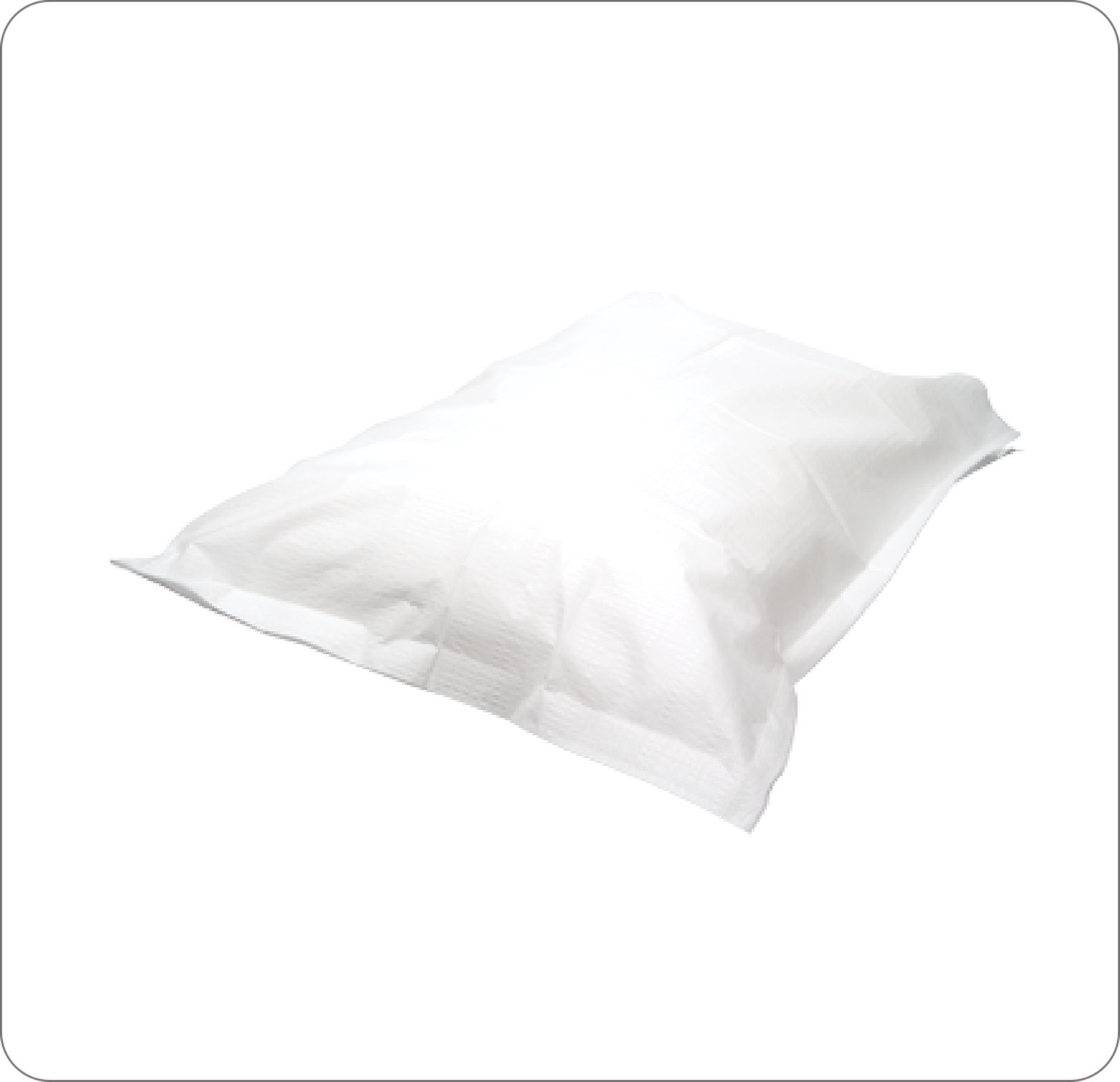 "Pillowcase Disposable ProAdv 21X30"" White"