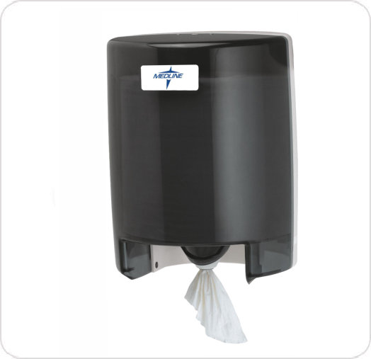 Dispenser for  Centre-pull Paper Towels