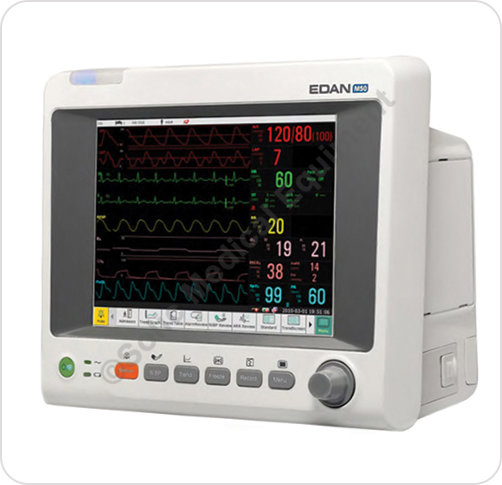 Monitor Vital Signs Edan iM50 Touch-Screen