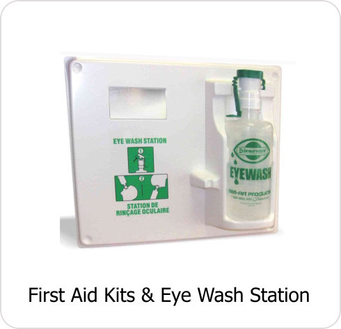 MDS-First Aid & Eye Wash Stations