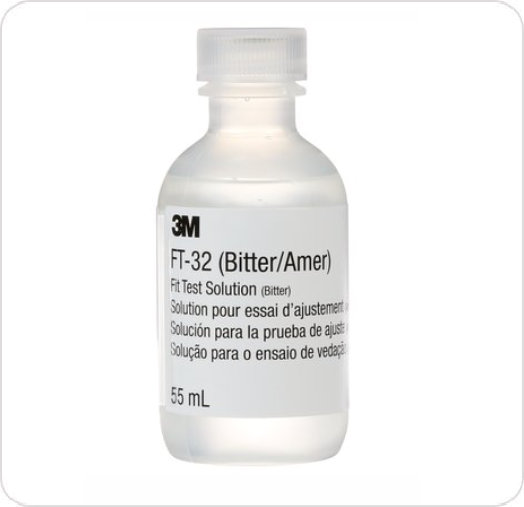 Fit Test Solution FT-32 Bitter