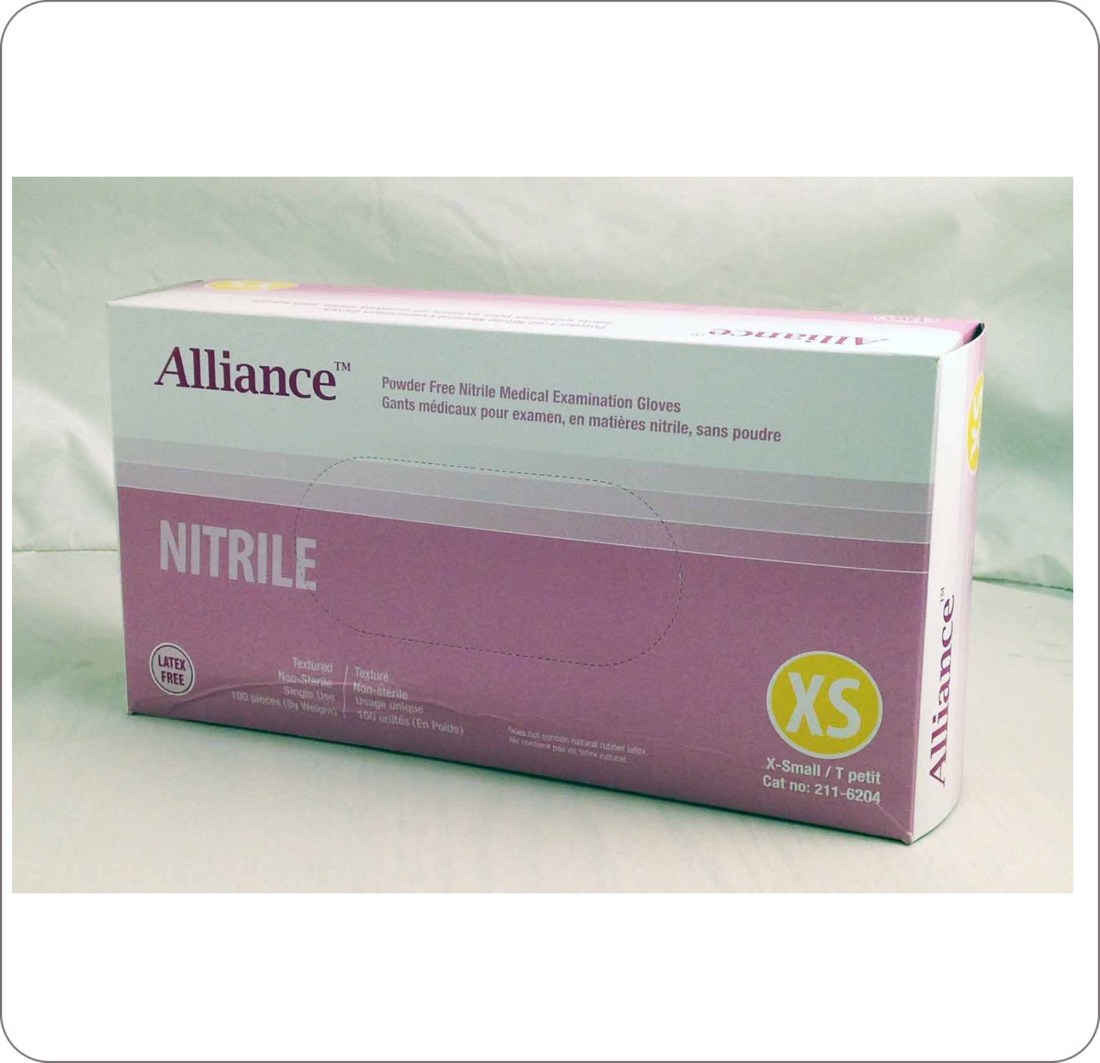 Glove Nitrile Ultra-Soft Powderfree
