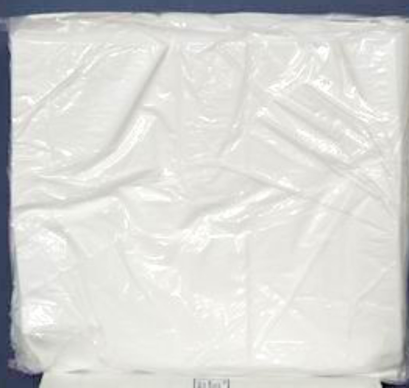 Drape Sheet 101 X 92Cm White 2Ply Tissue