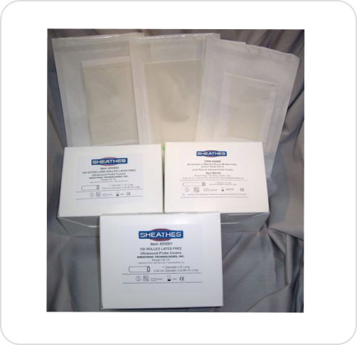 Probe Cover Sterile Latex Free 40540