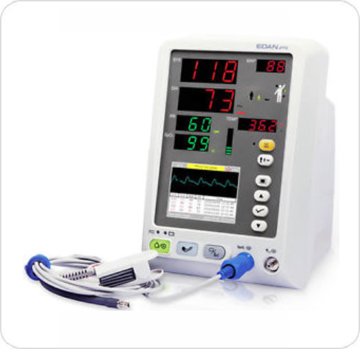 Monitor Vital Signs Edan M3