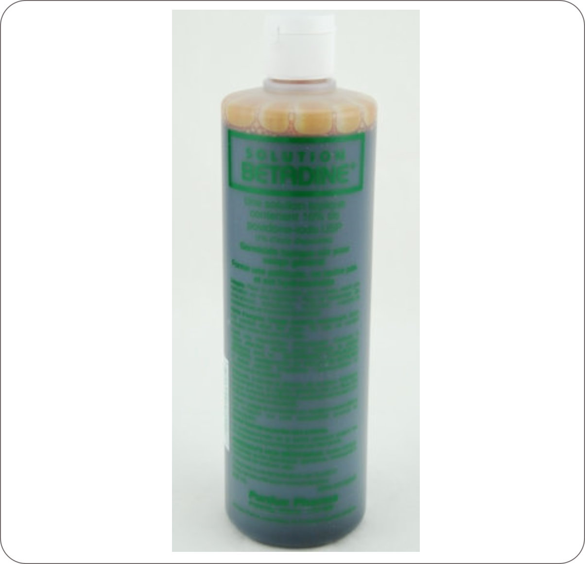 Solution Betadine 500ml 10%