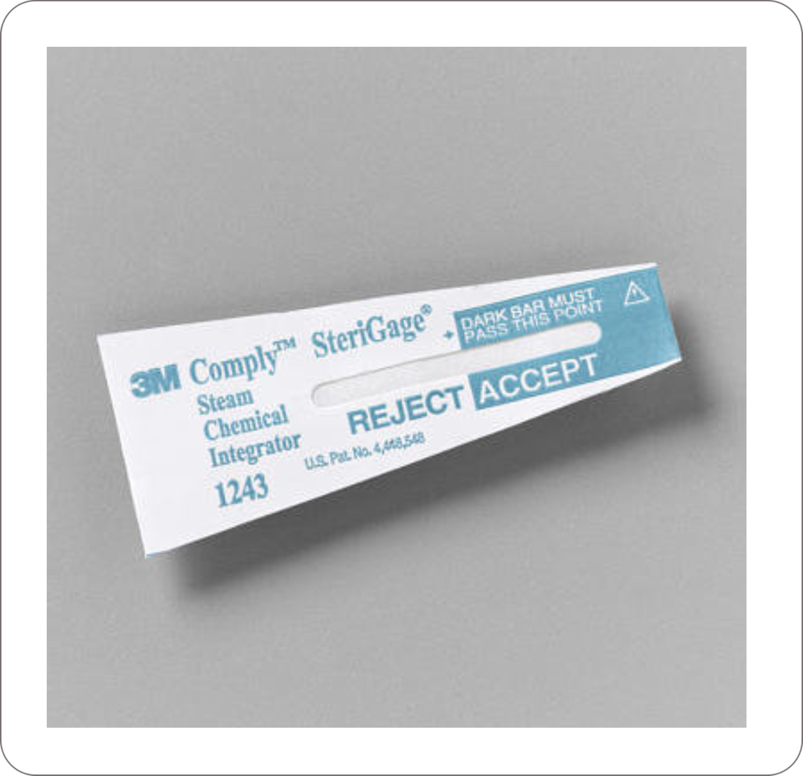 Chemical Integrator Comply™ SteriGage 1243B