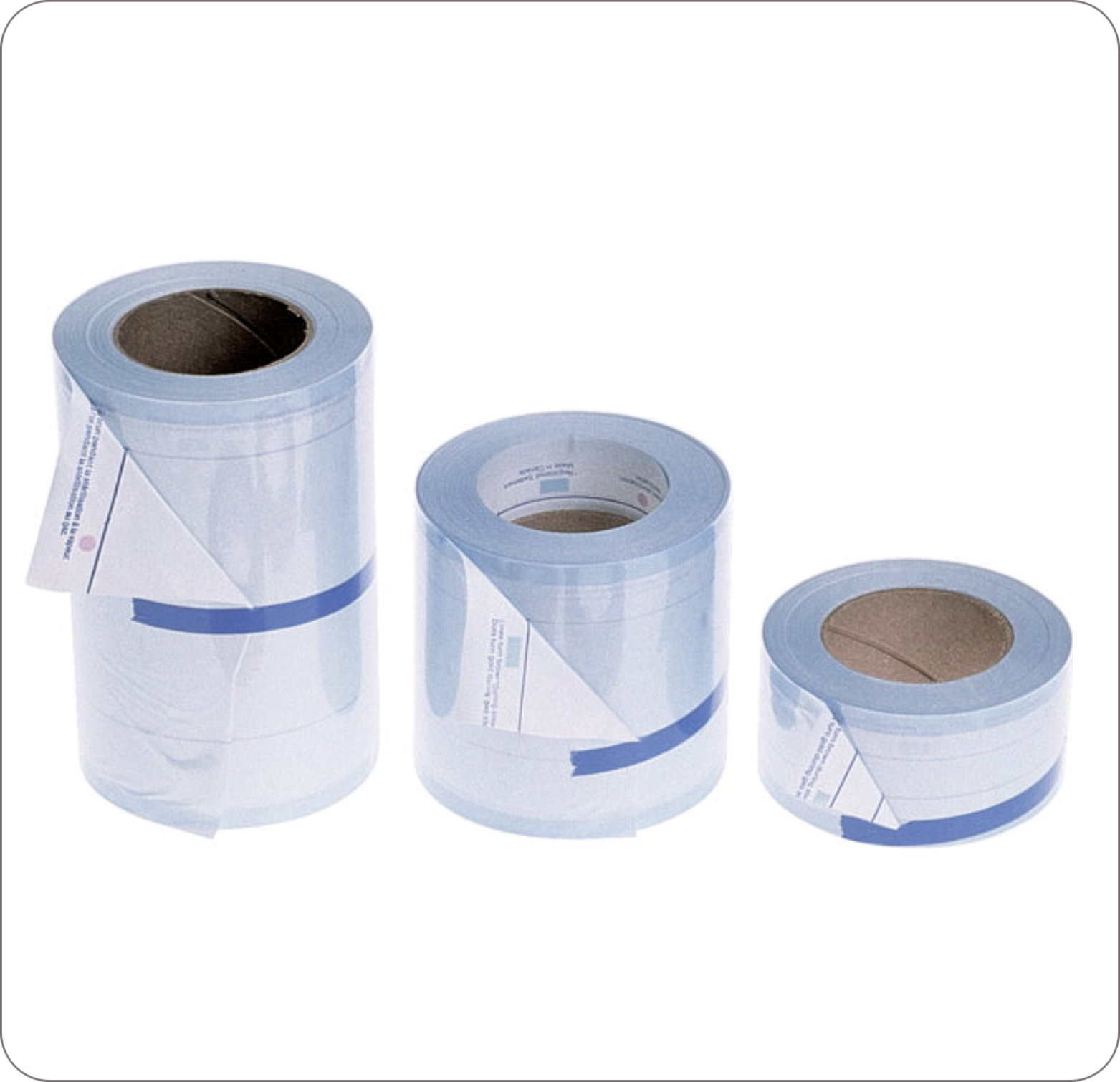 "View Pack Heat Seal Sterilization Roll 6""X100'"