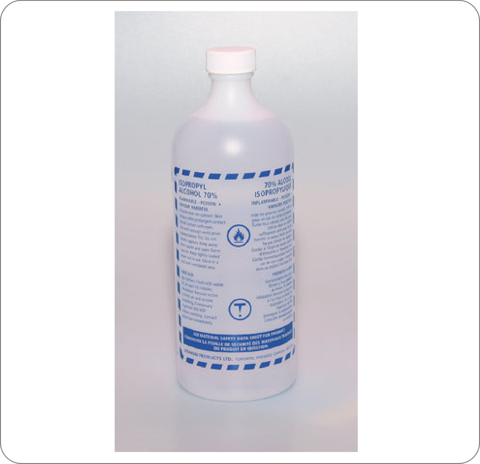 Alcohol 70% Isopropyl 500 ml