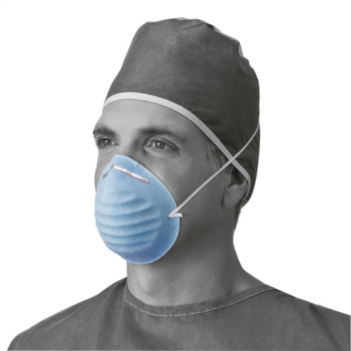 Mask Face Surgical Cone-Style