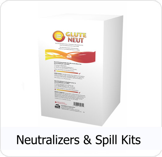 DIS- Neutralizers & Spill Kits