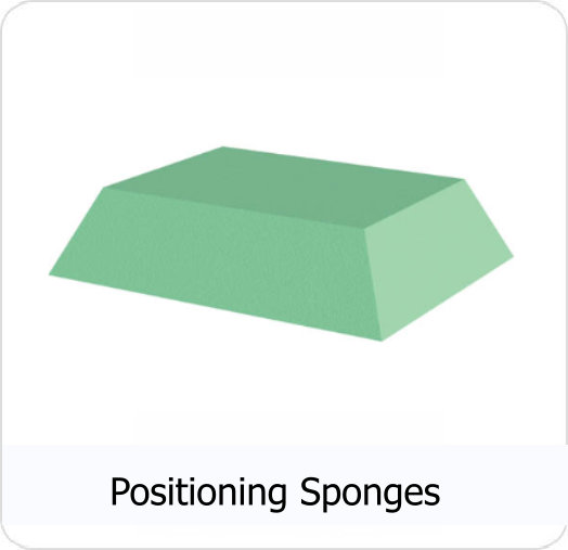 POS-Positioning Sponges
