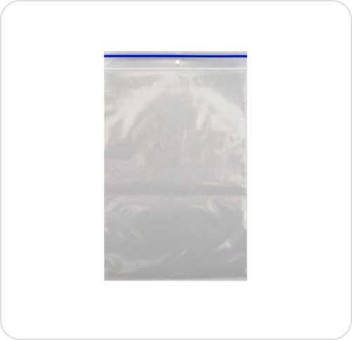 "Bag Ziploc Poly 6 X 9"" 2mm"