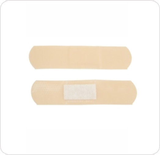 Dressing Adhesive Strip Plastic