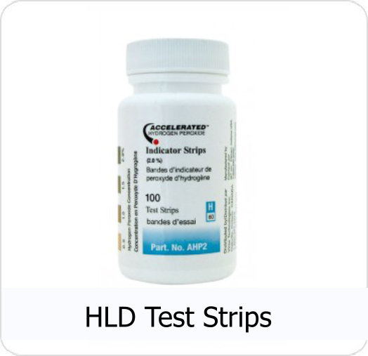 DIS- HLD Test Strips