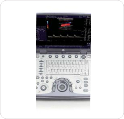 Ultrasound Machine GE Logiq i Portable