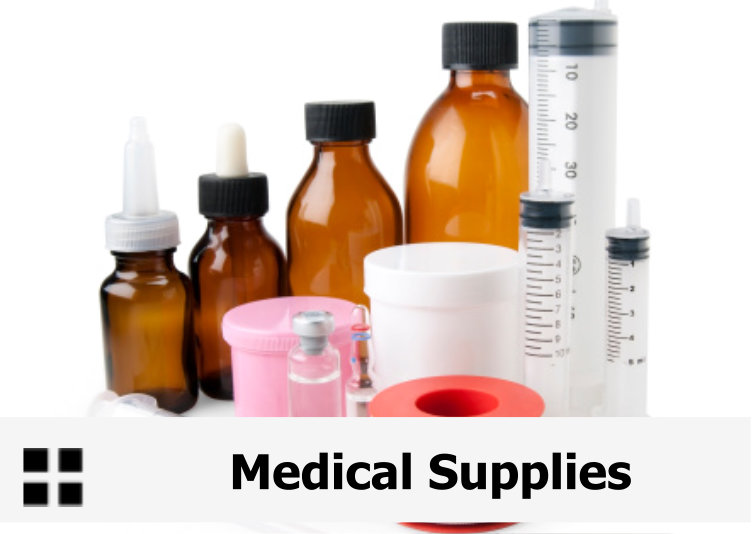 MDS - MEDICAL SUPPLIES