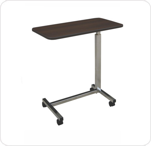 Table Overbed Auto H-Base