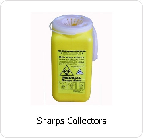 WMA- Sharps Containers