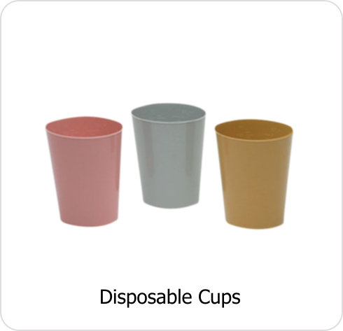 CUP- Disposable Cups