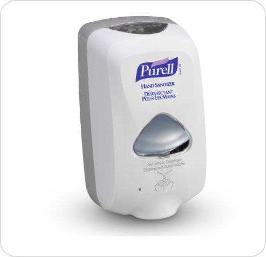 Dispenser Purell TFX Touch Free Gray