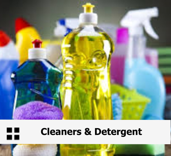 CLN - Cleaners & Detergents