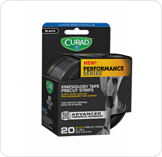 Tape Kinesiology Performance CURCA5060