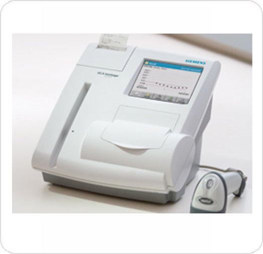 Analyzer DCA Vantage HbA1c Point-of-Care