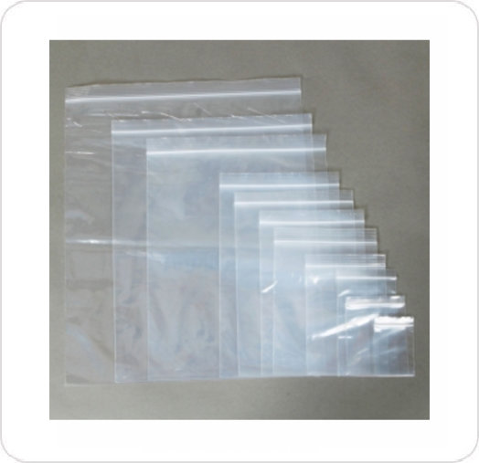 Bag Ziploc Poly With Pouch DIS-031