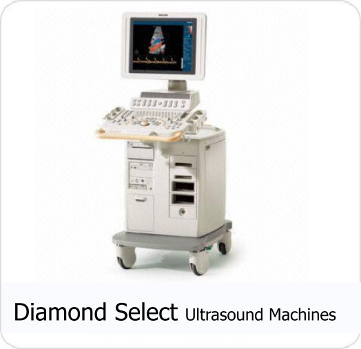 USS- Ultrasound Machines DIAMOND SELECT