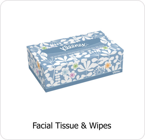 WRS-Facial Tissue & Wipes