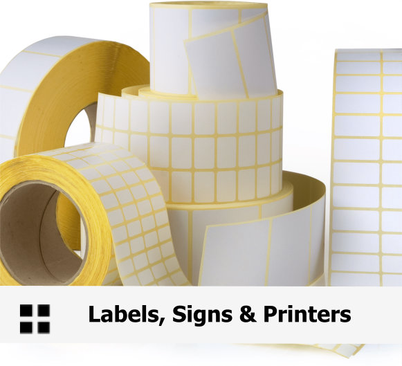 LBL - Labels , Signs & Printers
