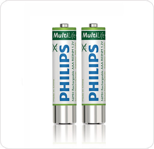 Battery Rechargeable Philips Multi-Life AAA