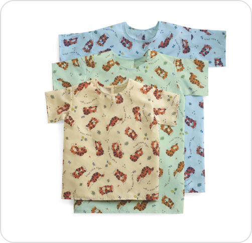 Pediatric Tiger Print MDT011386M