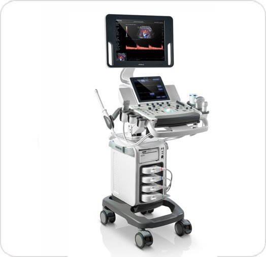 Ultrasound Machine Mindray DC-40