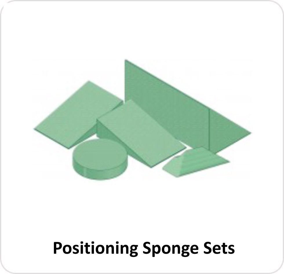 POS - Positioning Sponge Sets